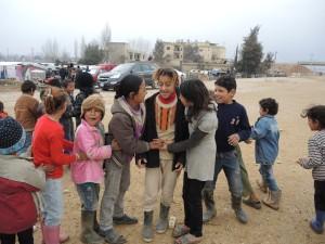 Syrian Camp Di3naye (10.01.14) 430